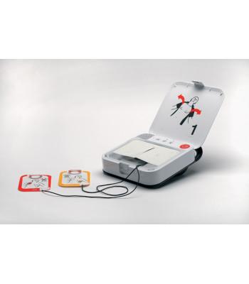 Physio Control LIFEPAK CR2 et ses électrodes faciles d'accès