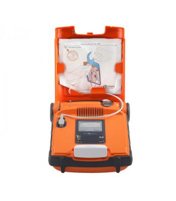 Défibrillateur Cardiac Science POWERHEART G5 automatique ouvert