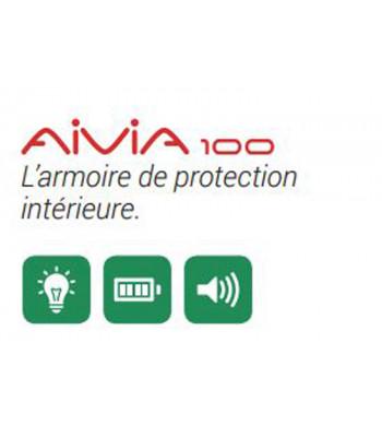 Coffre intérieur DAE Pyrescom Aivia 100 options