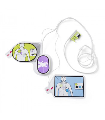 Electrodes CPR Uni-padz pour ZOLL AED 3