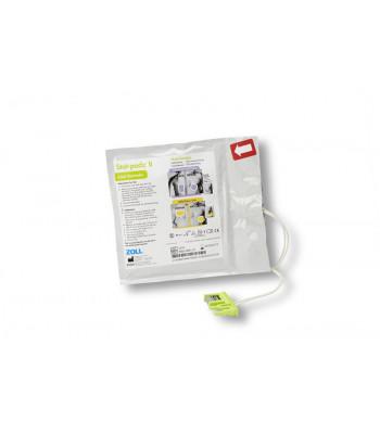 Poche d'électrodes Stat Padz II™ pour ZOLL AED Plus