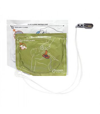 Emballage électrodes + capteur RCP pour Powerheart G5