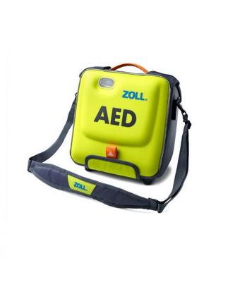 Sacoche pour défibrillateur pour ZOLL AED 3 fermée
