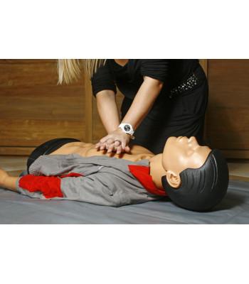 Information Grand Public à l'utilisation du défibrillateur