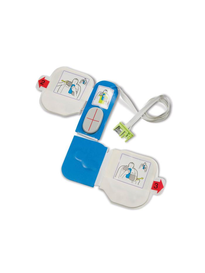 Electrodes CPR-D Padz pour ZOLL AED Plus