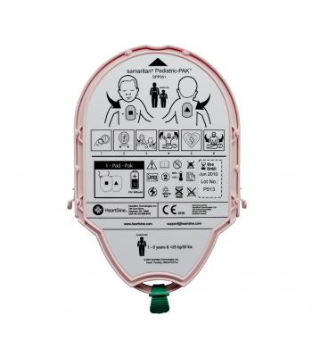Electrodes pédiatriques PediPak - Heartsine Samaritan PAD