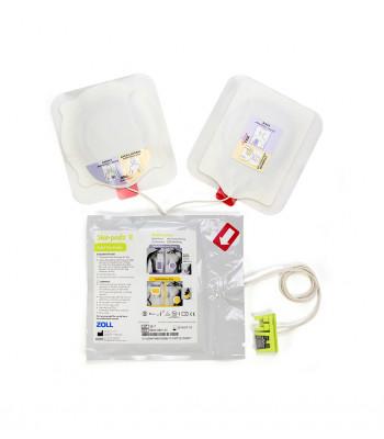Électrodes Stat Padz II pour pour ZOLL AED Plus
